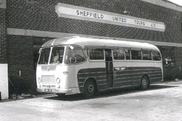 Sheffield United Tours Limited