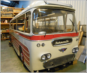Sheffield United Tours Limited -  fleet No 374 1966 AEC Reliance